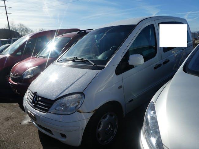 van Mercedes-Benz Vaneo 1.7 CDi Ambiente