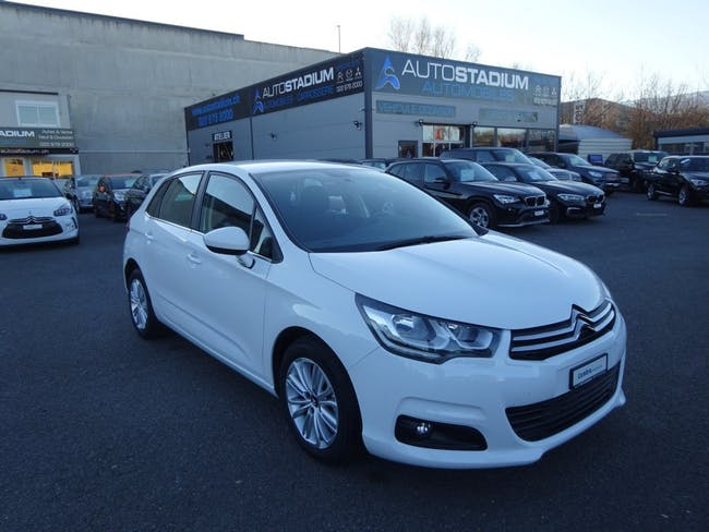 saloon Citroën C4 1.2 Pure Tech Feel Automatic