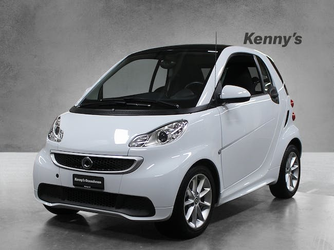 saloon Smart Fortwo coupé passion 71PS mhd