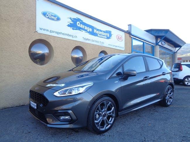 saloon Ford Fiesta 1.0 EcoB ST-Line