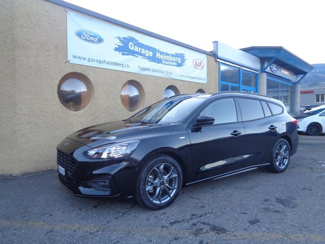 estate Ford Focus SW 1.0i EB 125 ST-Line