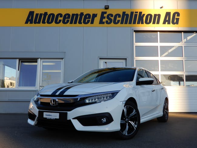 saloon Honda Civic Sedan 1.5 VTEC Turbo Executive Pre