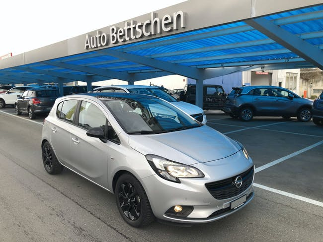 saloon Opel Corsa 1.4 eTEC Black Edition