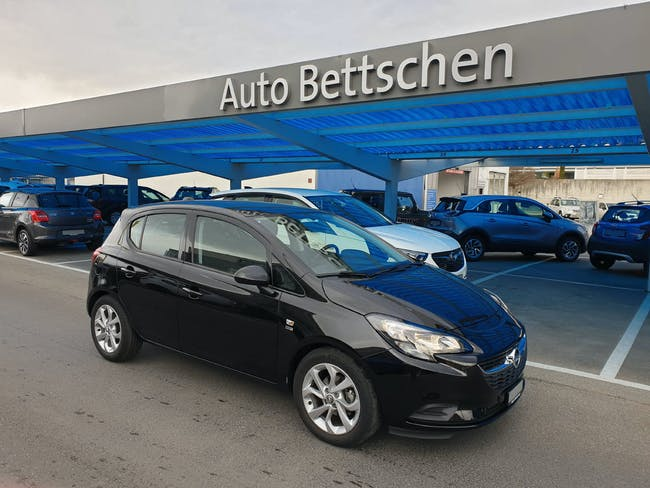 saloon Opel Corsa 1.4 eTEC 120 Years
