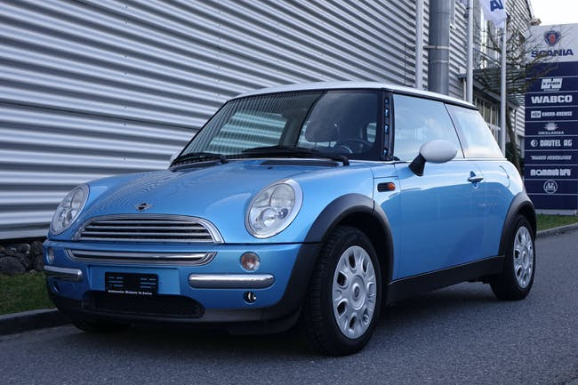saloon Mini Mini R50 1.6i One