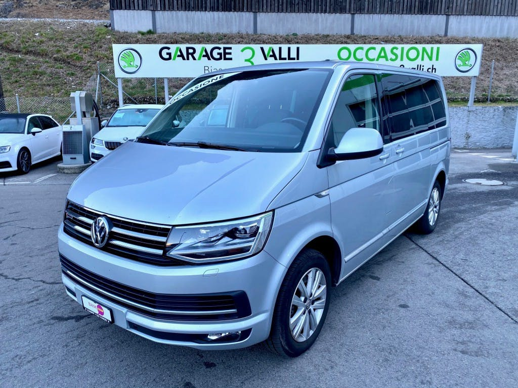 bus VW T6 2.0 Bi-TDI 4Motion DSG