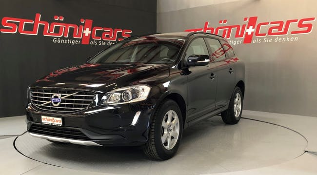 suv Volvo XC60 D4 AWD Momentum Geartronic