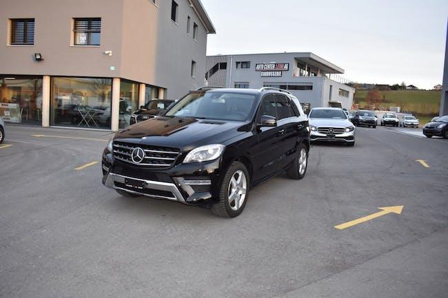 suv Mercedes-Benz M-Klasse ML 350 BlueTEC 4Matic 7G-Tronic