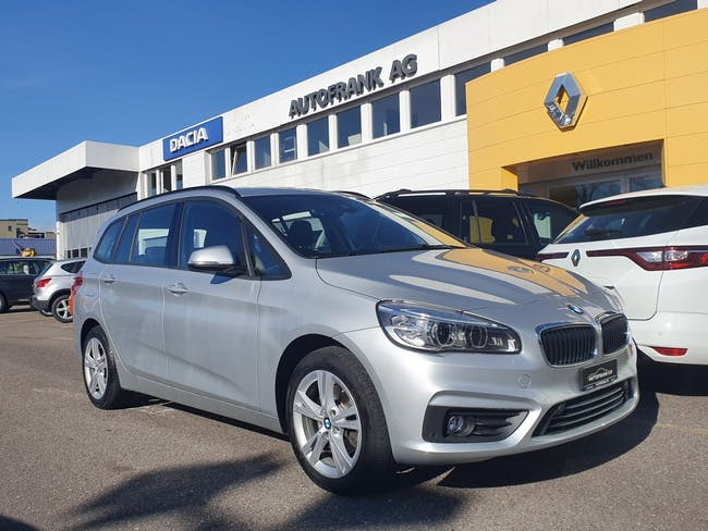 van BMW 2er 218d xDrive Gran Tourer Steptronic