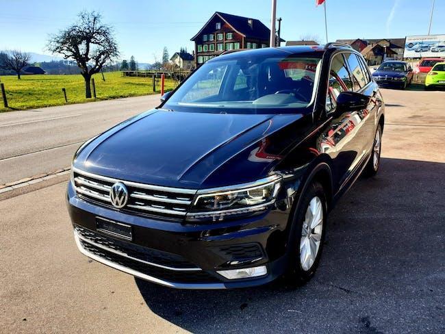 suv VW Tiguan 2.0 TDI SCR Highline4Motion DSG