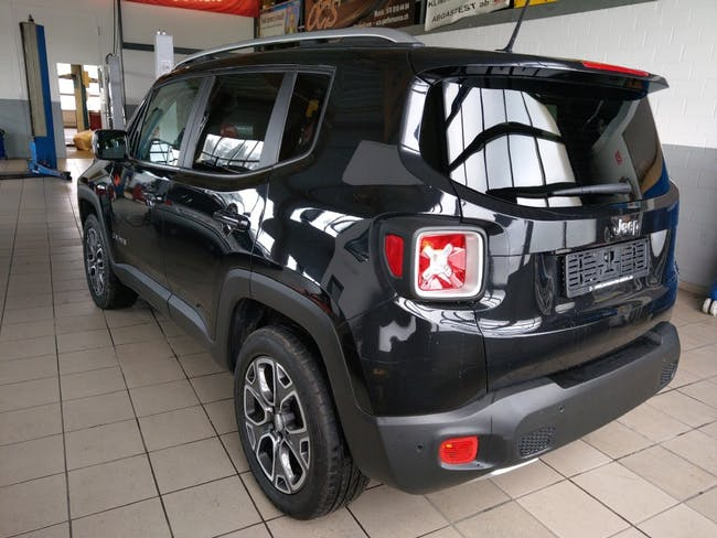 suv Jeep Renegade 2.0 CRD Limited AWD + Low Range 9ATX