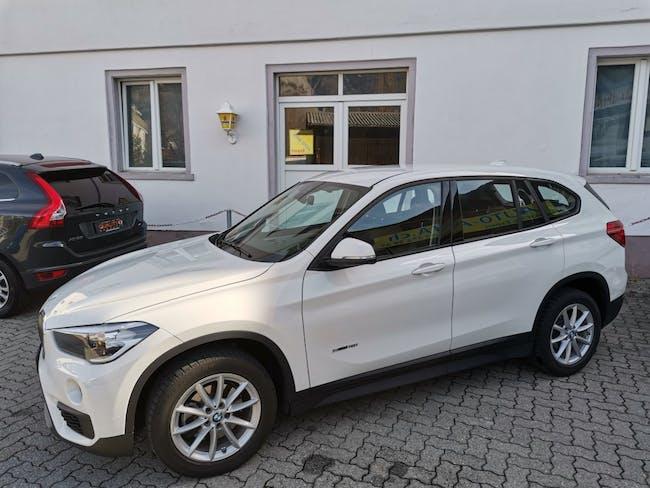 suv BMW X1 sDrive 18i Steptronic