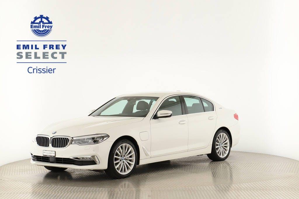 saloon BMW 5er 530e