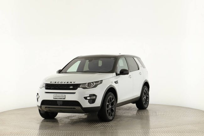 suv Land Rover Discovery Sport 2.0 Si4 HSE