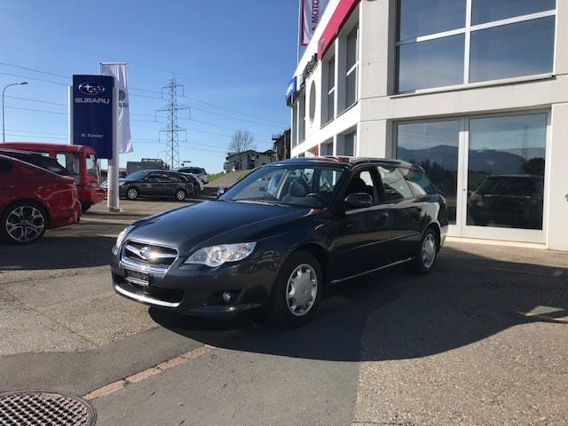 estate Subaru Legacy 2.0R AWD Swiss Automatic