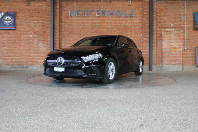 saloon Mercedes-Benz A-Klasse A 160