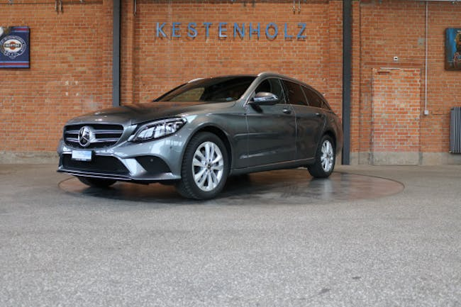 estate Mercedes-Benz C-Klasse C 200 Swiss Star Avan. 4M