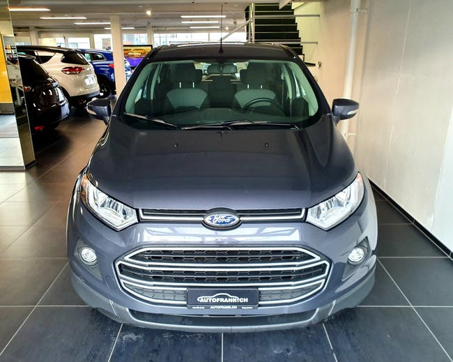 suv Ford EcoSport 1.5 Trend PowerShift