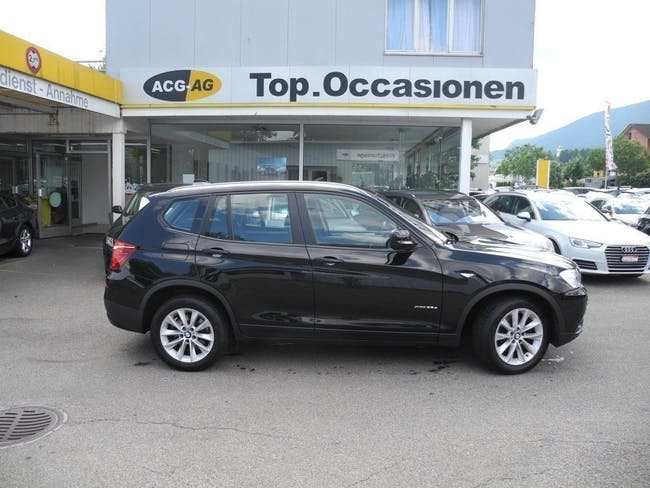 suv BMW X3 xDrive 35d Steptronic