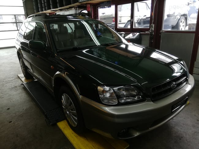 estate Subaru Legacy Outback 3.0 H6