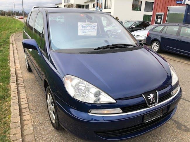 van Peugeot 807 2.2 16V SV