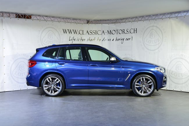 suv BMW X3 xDrive M40i Steptronic