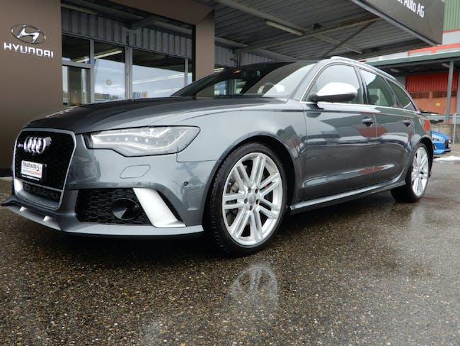 estate Audi S6 / RS6 RS6 Avant 4.0 V8 TFSI quattro T-Tronic