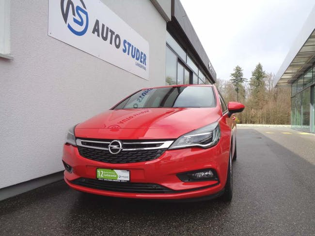 saloon Opel Astra K 1.6 T Excellence S/S