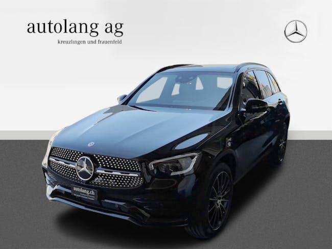 suv Mercedes-Benz GLC-Klasse GLC 220 d AMG Line 4Matic