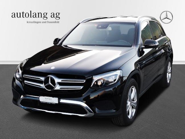 suv Mercedes-Benz GLC-Klasse GLC 250d Exclusive 4Matic