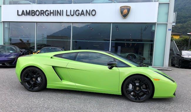 sportscar Lamborghini Gallardo Coupé 5.0