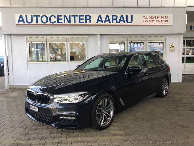 estate BMW 5er 540i xDrive Touring Steptronic M-Sportpaket