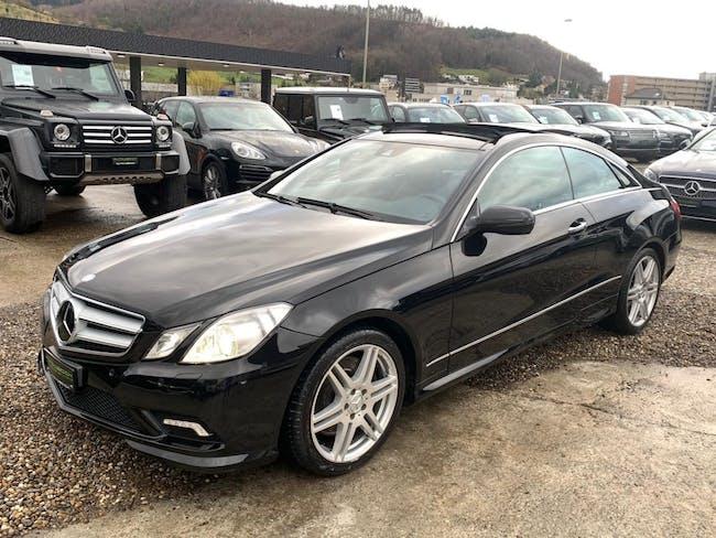 coupe Mercedes-Benz E-Klasse E 500 7G-Tronic I SPORT-PAKET AMG EXTERIEUR+INTERIEUR I 388 PS I