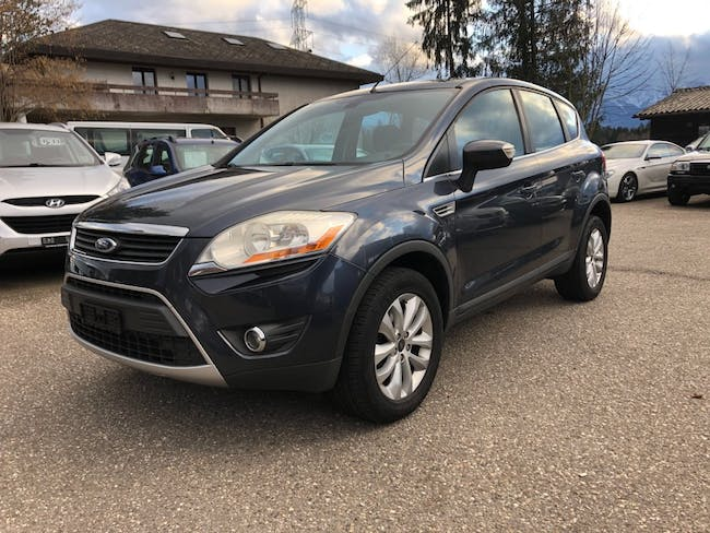 suv Ford Kuga 2.0 TDCi Carving 4WD