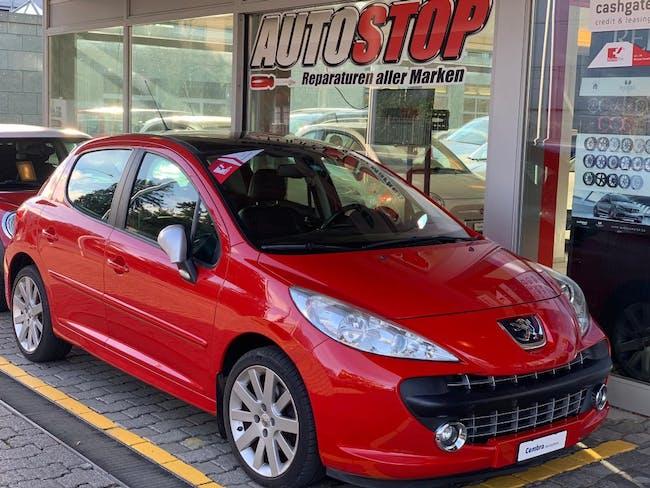 saloon Peugeot 207 1.6 16V Turbo Sport