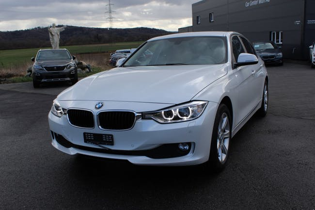 saloon BMW 3er 320d xDrive Steptronic