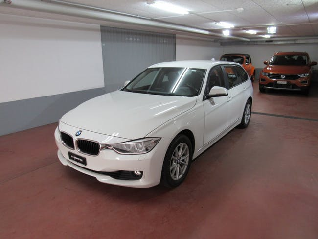 estate BMW 3er 320i Touring Steptronic
