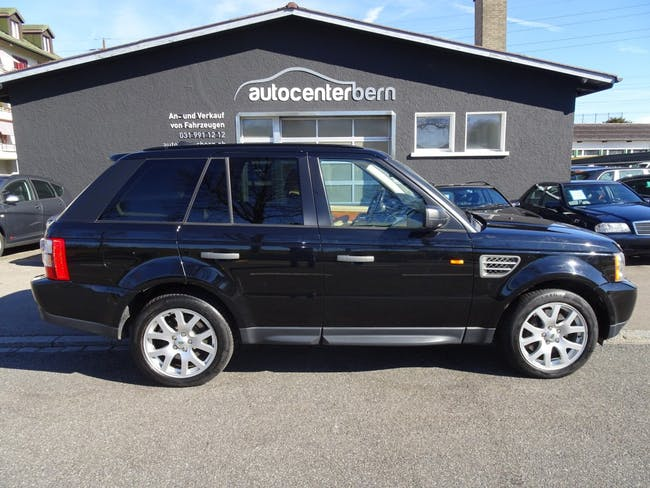 suv Land Rover Range Rover Sport 3.6 Td8 HSE Automatic