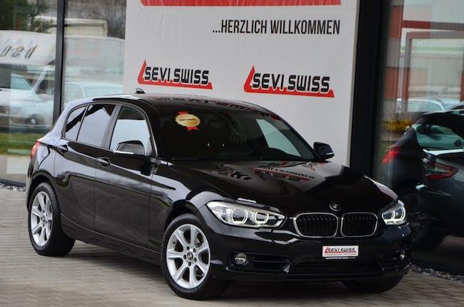 saloon BMW 1er 120d Steptronic