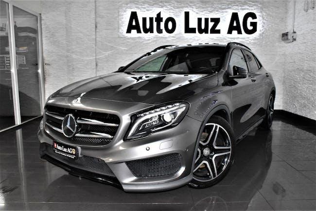 suv Mercedes-Benz GLA-Klasse GLA 250 AMG Line 4Matic 7G-DCT