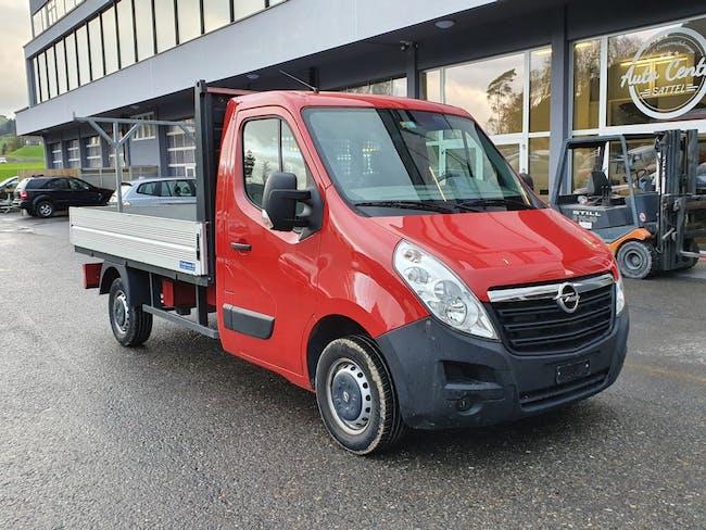 pickup Opel Movano 2.3 CDTI 3.5t L2H1