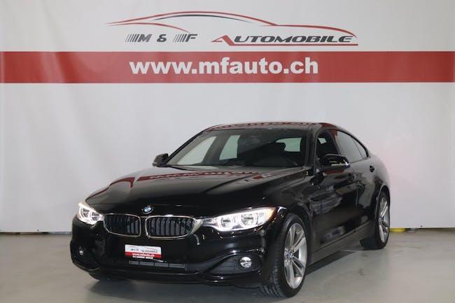 saloon BMW 4er 420d xDrive