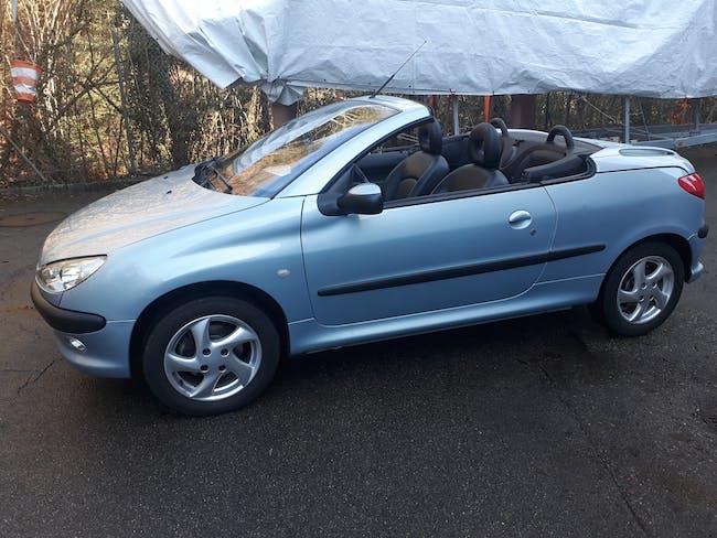 cabriolet Peugeot 206 1.6 16V Quiksilver