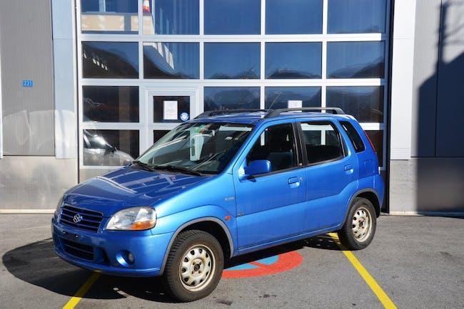 van Suzuki Ignis 1.3 16V Special Edition 4WD
