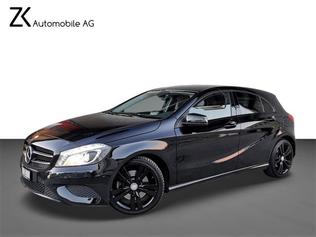 saloon Mercedes-Benz A-Klasse A 250 Urban 4Matic 7G-DCT