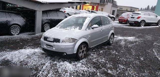 saloon Audi A2 1.4 - 2001 - 185´000km