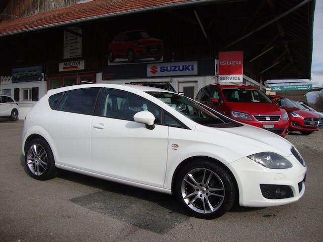 saloon SEAT Leon 1.8 TSI Sport DSG