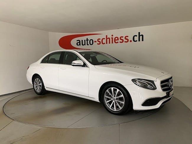 saloon Mercedes-Benz E-Klasse E 200 d Business Sport