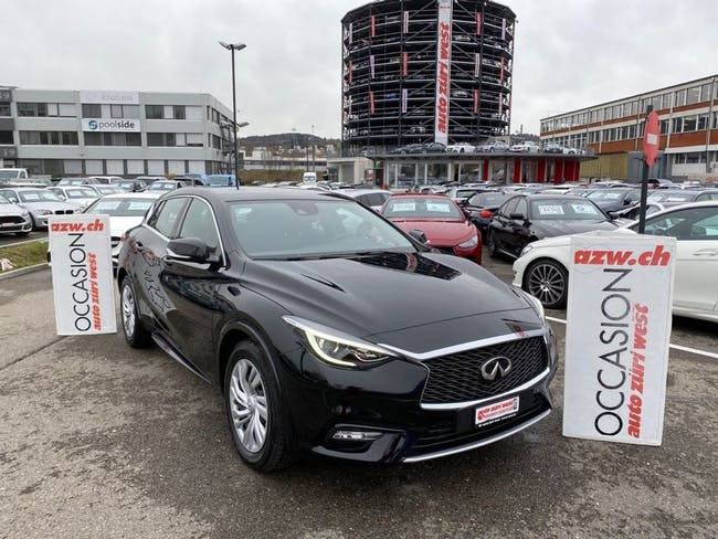 saloon Infiniti Q30 1.5d Business FWD DCT