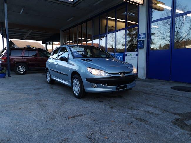 saloon Peugeot 206 1.6 16V Premium